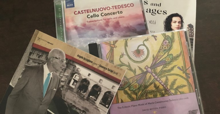 Selected new recordings