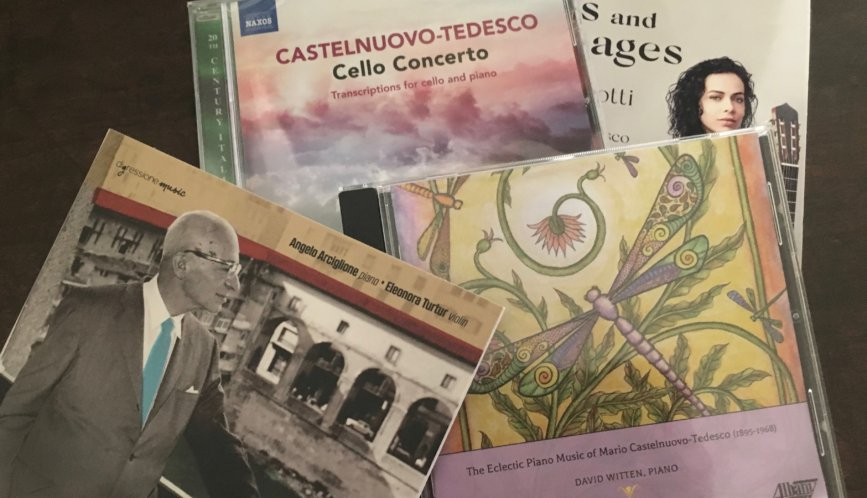 Noteworthy New CDs – Summer 2018