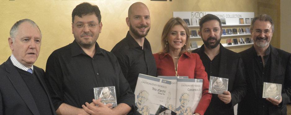 Chamber Music: Edizioni Curci and Naxos Collaboration