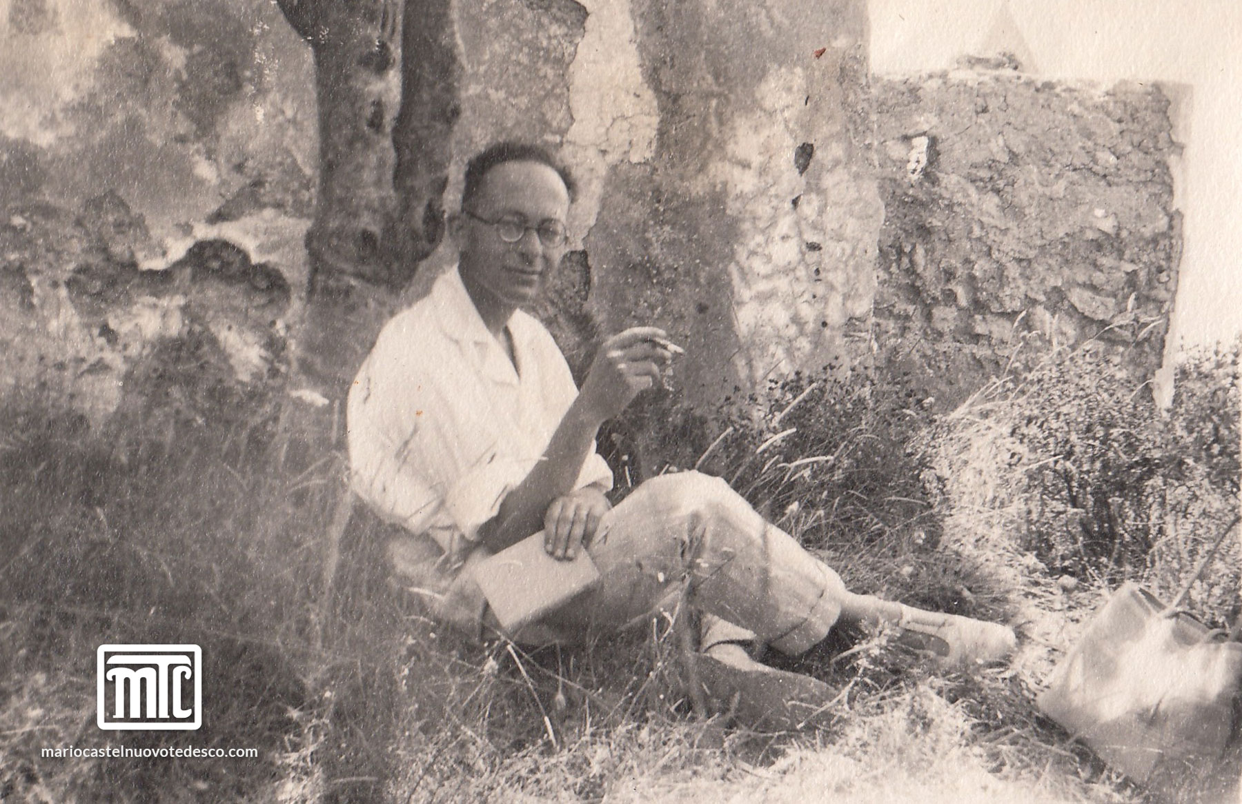 MCT, Anacapri,1929