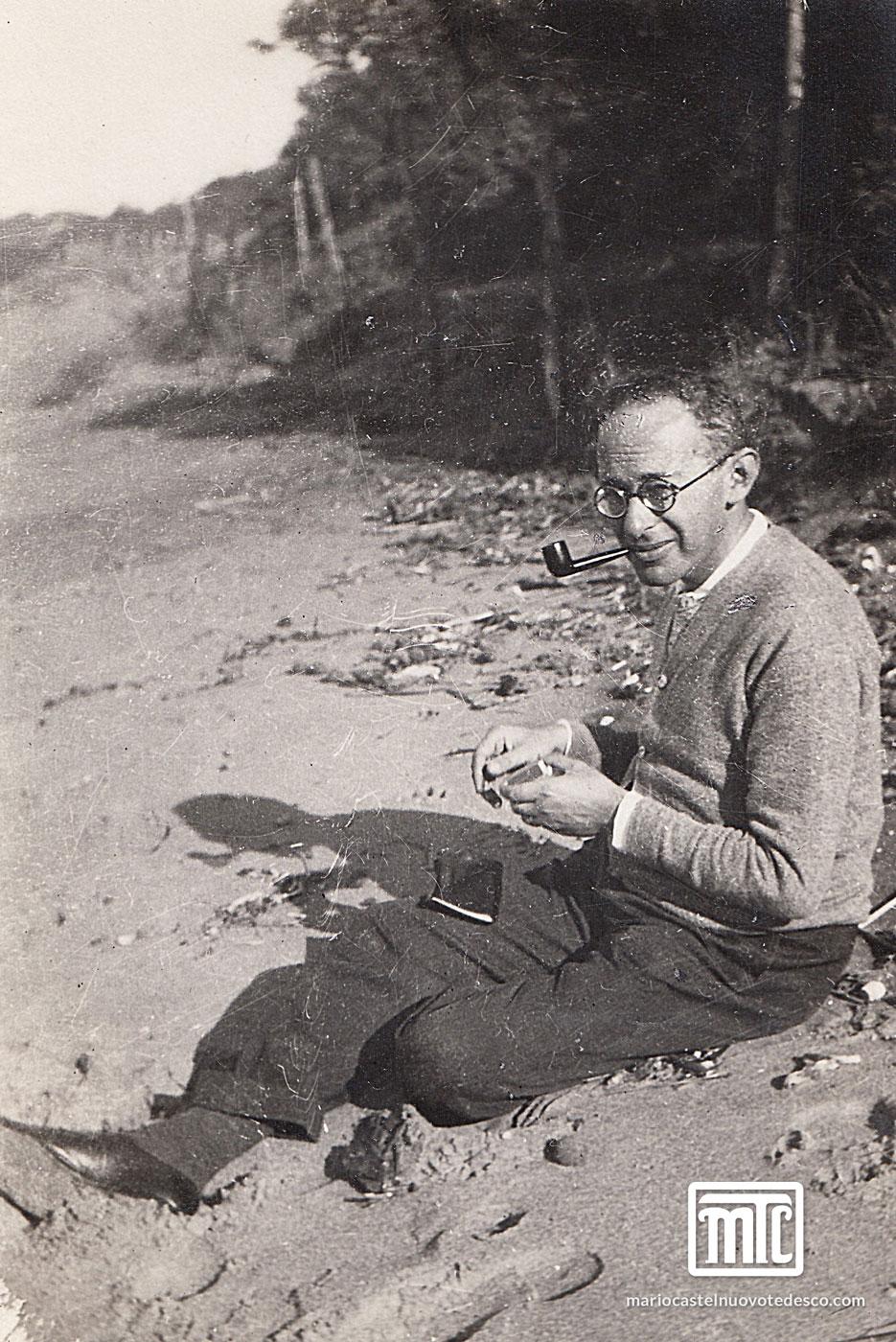 MCT, Castiglioncello, 1932