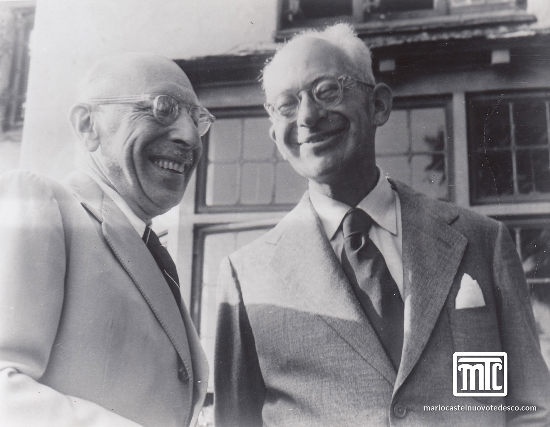 Igor Stravinsky, MCT, 1955